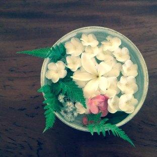 shaymas house flower arrangement