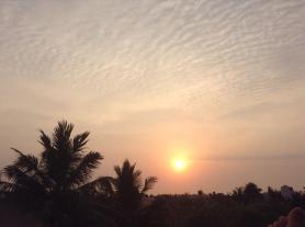 sunrise at bernards