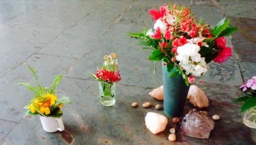 quiet flowers